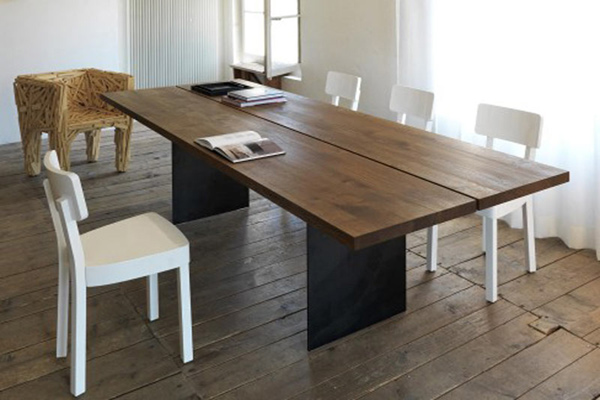 noten 2 plank table
